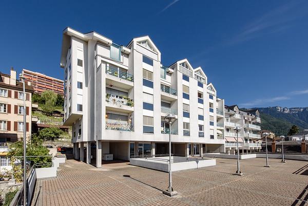Immeuble a Montreux
