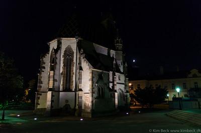Kosice by Night