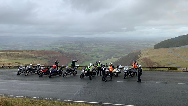 Wales Trails November 2018