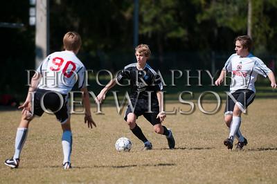 U16 Rovers vs United FA  - 10/23/2011