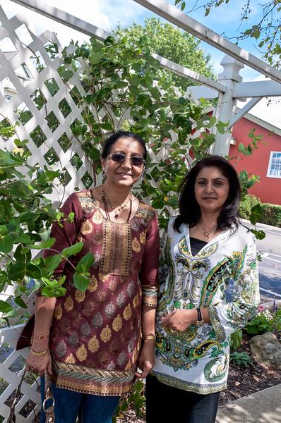 Savita and Geeta