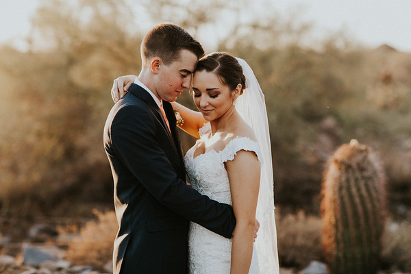 Ryan + Katie | Scottsdale Wedding
