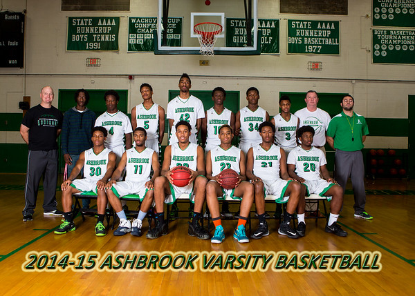 2014-15 Ashbrook Team Pictures