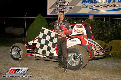 Mercer Raceway Park - 5/27/17 - Tommy Hein