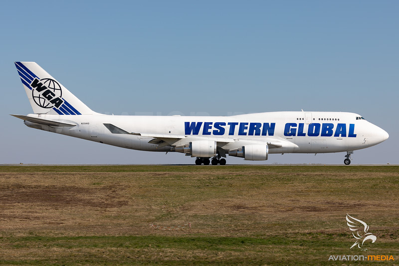 Western Global Airlines | Boeing 747-446(BCF) | N356KD