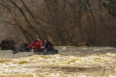 South Anna canoe trip