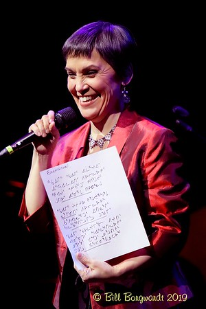 December 1, 2019 - Susan Aglukark Christmas Show at Festival Place