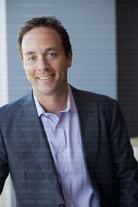 Undated handout photo is Spencer Rascoff, CEO of Zillow Group