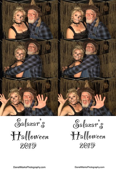 Salazar Halloween 2019