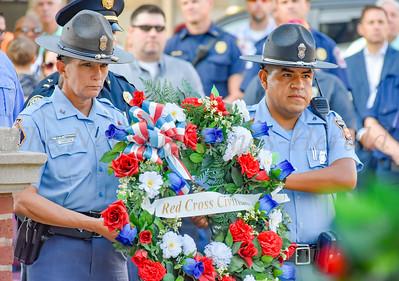 Ceremonies  -  9/11 and POW/MIA