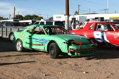 Southern NM Speedway - July, 2010