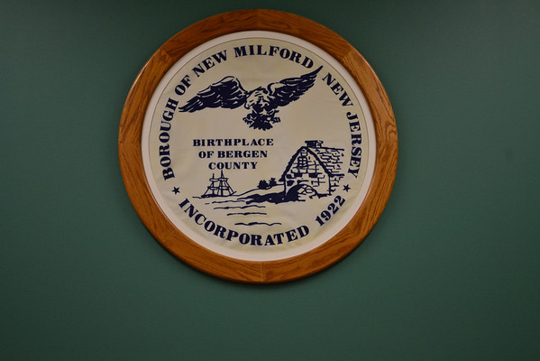 03/26/12 - New Milford, NJ Police Department Sergeant Promotions