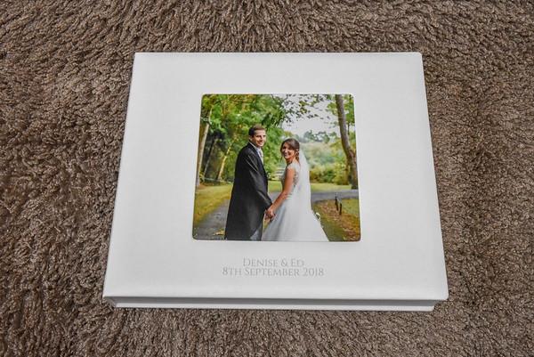Silver Package/Photobook album samples