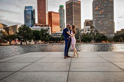 Yessenia & Adebayo Engagement (Erin)