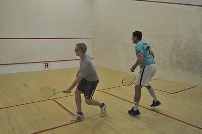 Alumni vs THS Varsity Squash Event