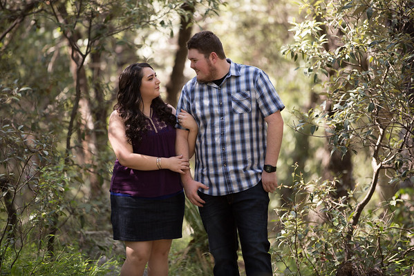 Victoria & Josh Engagement