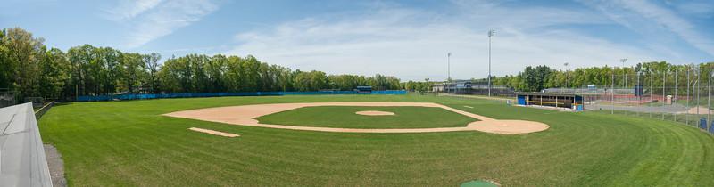 Baseball Field Panorama