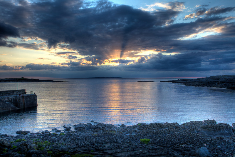 Doolin Harbour Sunset, Ireland 1.jpg