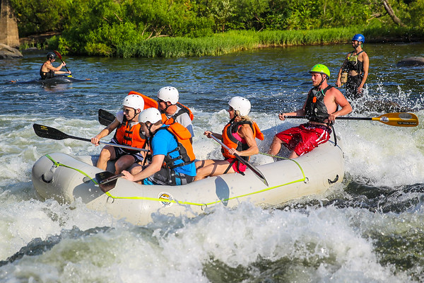 River City Adventures 8-15-15 Afternoon Trip