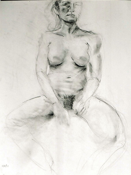 Life Figure Drawing