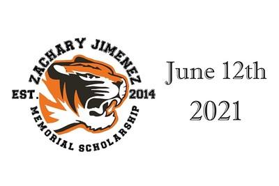 Zachary Jimenez Memorial -  June 12, 2021