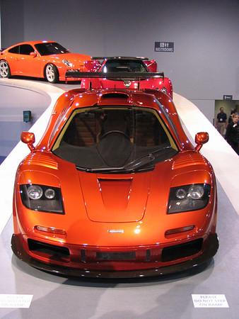 McLaren F1 Galleries