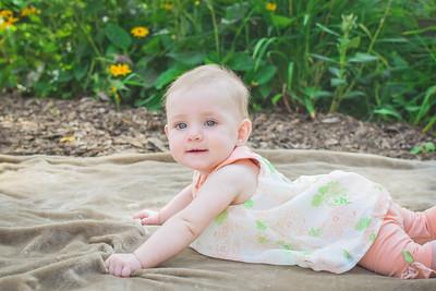 Adah Grace McCormick 6 Month