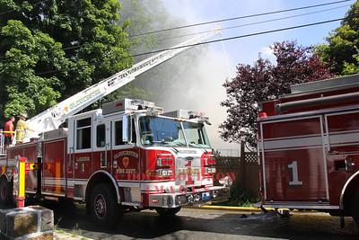 Gloucester, MA - 2nd Alarm, Ashland Place, 7-9-12