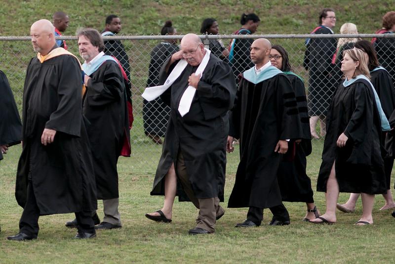 May 25, 2018 - UL Graduation