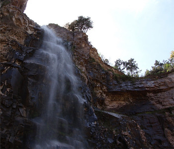 Reavis Falls Hike, 4-12-10