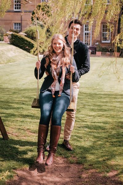 Nicholas & Emma's Preshoot
