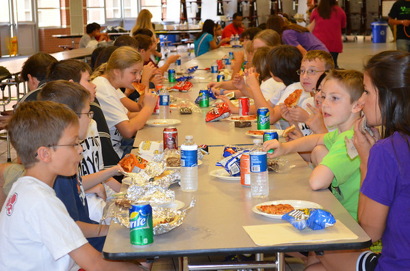 Science Day Camp 11-10-12