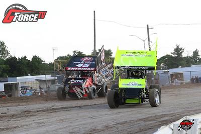 Merrittville Speedway GForce- June 27th