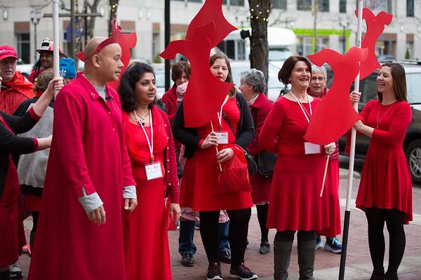 Red Dress Dash 2017