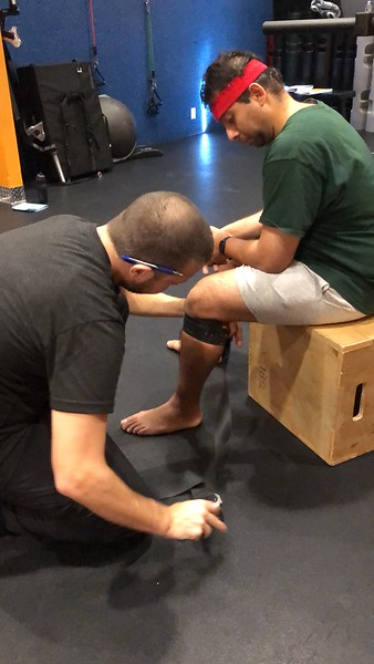 Mobility Foot Ankle Quads