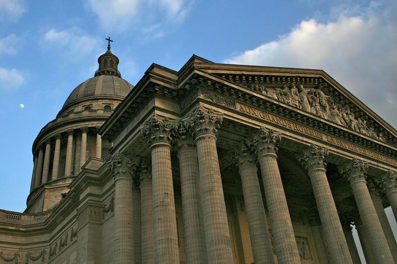 The Pantheon- Latin Quarter