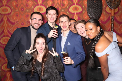 Bleacher Report Holiday Party 2019