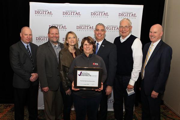Digital School Districts Awards 2018