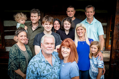 Mary Kay and Dale's Family--Summer 2021