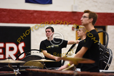 Lee's Summit Hs- Percussion