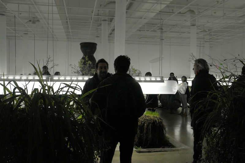 Cultiver son jardin_Vernissage_CENTRE DE DESIGN DE L'UQAM_2010-2011_© Centre de design