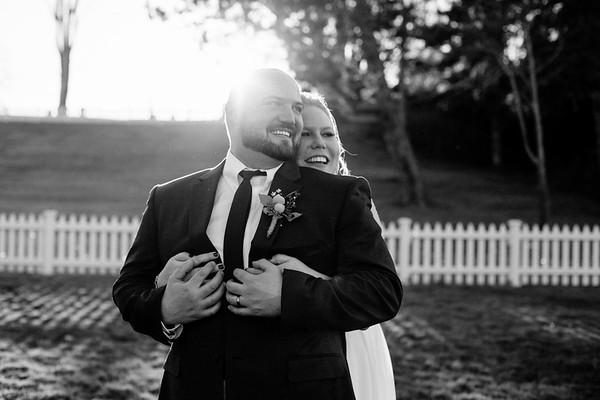 Brian & Heidi Wedding