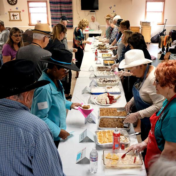 Pioneer Days Dessert Contest