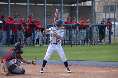 Var Baseball vs. Murrieta Valley