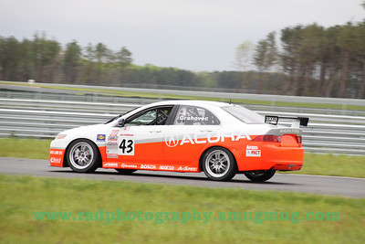 Racing at NJMP 2009 (includes Grand Am,Mazda FormulaX and Ferrari Challenge Races)