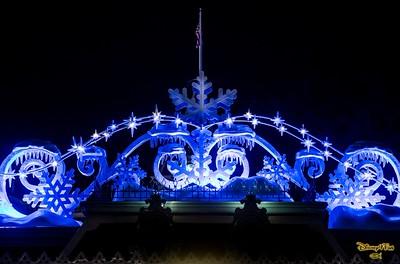 Disneyland November 2015
