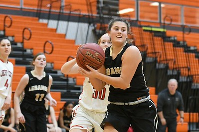 Basketball - LHS Girls 2018-19 - Waynesville Freshmen Tournament (Low Res)