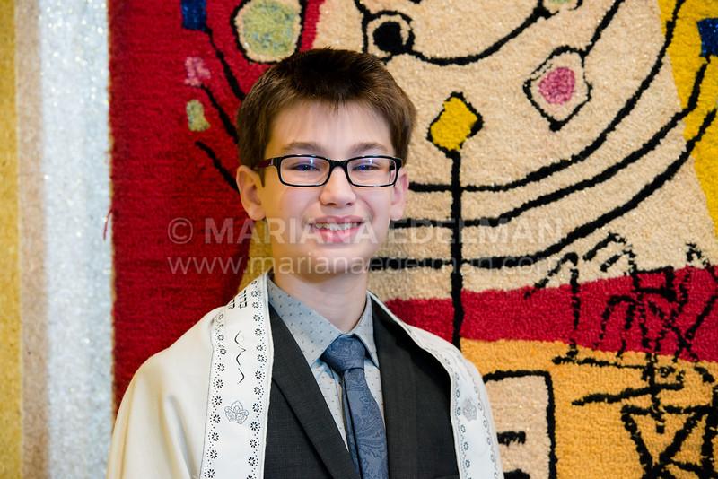 Andrew Engelhardt Bar Mitzvah