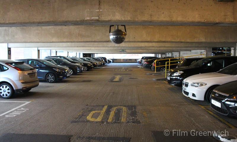 Calderwood Street Car Park