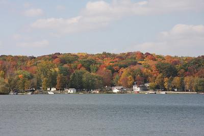 Fond du Lac Fall colors 2012